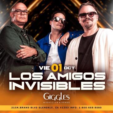 LOS AMIGOS INVISIBLES EN LOS ANGELES