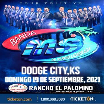 BANDA MS - TOUR POSITIVO 2021: Main Image