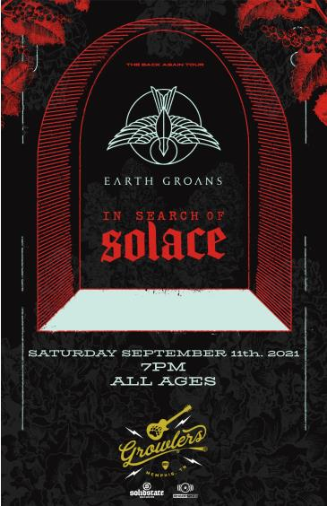 Earth Groans & In Search Of Solace - The Back Again Tour: Main Image