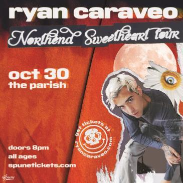 Ryan Caraveo: The Northend Sweetheart Tour: