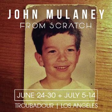 JOHN MULANEY - FROM SCRATCH-img