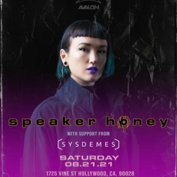 Speaker Honey / Sysdemes-img