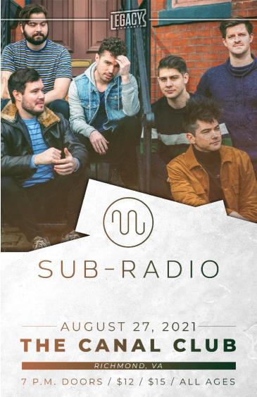 Sub Radio: Main Image