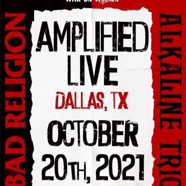 Bad Religion / Alkaline Trio-img