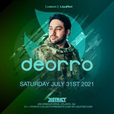 Deorro at District Atlanta: