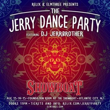 The Relix Jerry Dance Party - 3 DAY PASS-img