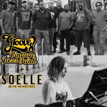 GROOVE 8 + SOELLE featuring Menastree: