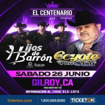 HIJOS DE BARRON Y EL COYOTE