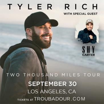 Tyler Rich: Main Image