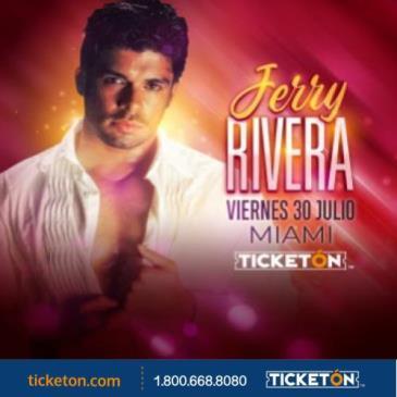 JERRY RIVERA EN MIAMI
