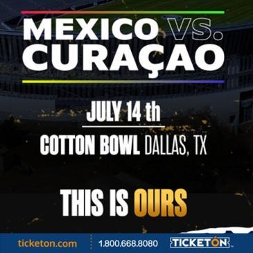 MEXICO VS CURACAO