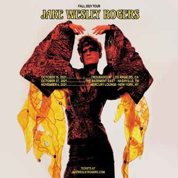 Jake Wesley Rogers: