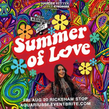AQUARIUS: San Francisco Summer of Love 60's Night-img