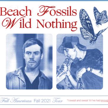 Beach Fossils, Wild Nothing, Hotel Fiction-img