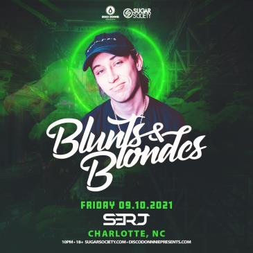 Blunts & Blondes (Friday) - CHARLOTTE (CANCELLED)-img