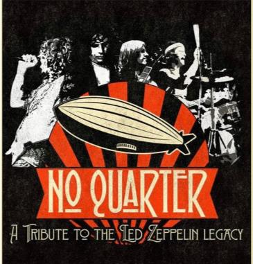 Cancelled: No Quarter - A Tribute to the Led Zeppelin Legacy: Main Image
