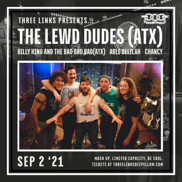 The Lewd Dudes:
