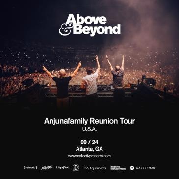 Above & Beyond at The Dome-img