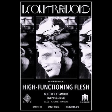 Kontravoid / High-Functioning Flesh: