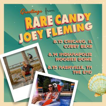 Rare Candy & Joey Fleming: Main Image