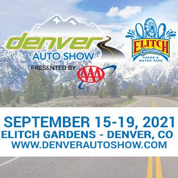 Denver International Auto Show: