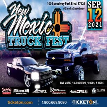 NEW MEXICO TRUCK FEST: Main Image