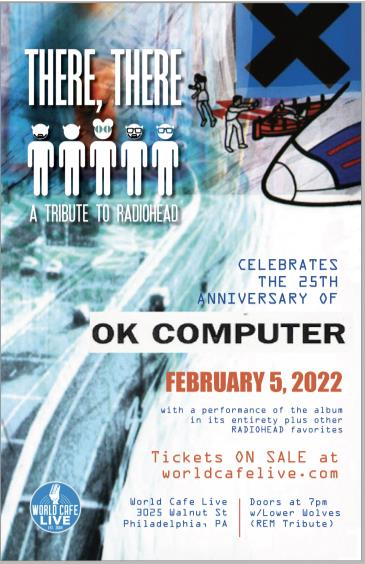 There, There Radiohead Tribute: OK Computer 25th Anniversary: