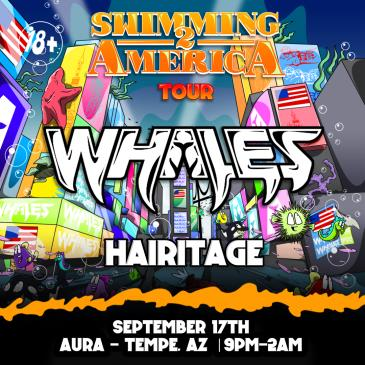 Whales + Hairitage: