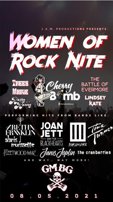 Women of Rock Nite!: Main Image