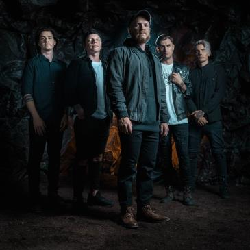 We Came As Romans at The Athenaeum Theatre: