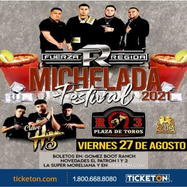 MICHELADA FESTIVAL 2021: Main Image