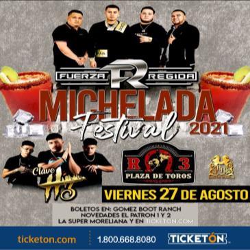 MICHELADA FESTIVAL 2021