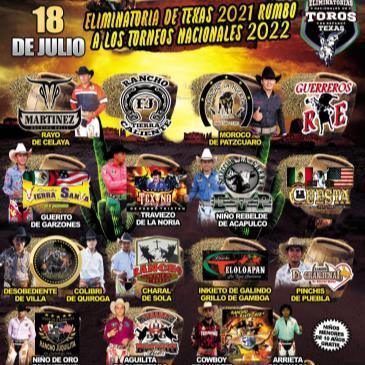 ELIMINATORIAS DE TX 2021