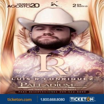 LUIS R CONRIQUEZ: Main Image