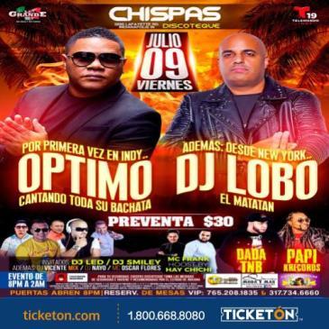OPTIMO Y DJ LOBO
