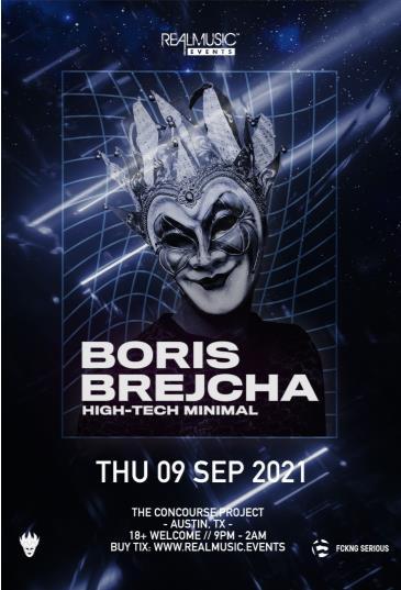 Boris Brejcha at The Concourse Project: Main Image