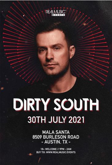 Dirty South (3 Hour Set) at Mala Santa: Main Image