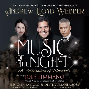 Music of the Night - A Tribute To Andrew Lloyd Webber: Main Image