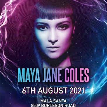 Maya Jane Coles at Mala Santa-img