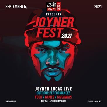 JOYNER FEST 2021: Main Image