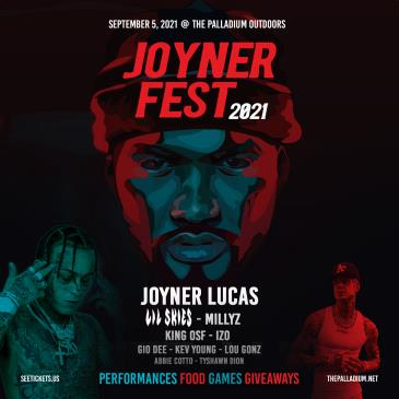 JOYNER FEST 2021: