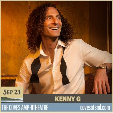 AN EVENING WITH KENNY G: Main Image