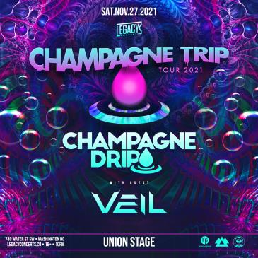 Champagne Drip: Main Image