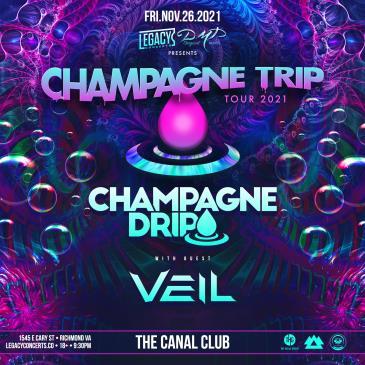 Champagne Drip:
