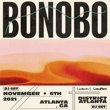 Bonobo (DJ Set) at District Atlanta-img