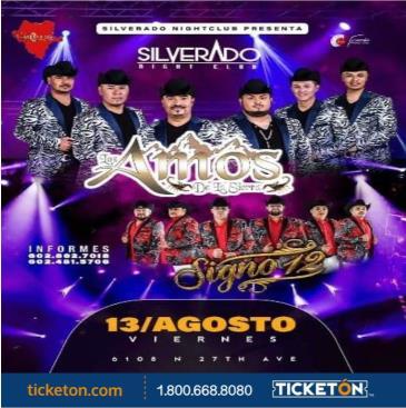 LOS AMOS DE LA SIERRA Y SIGNO 12: Main Image