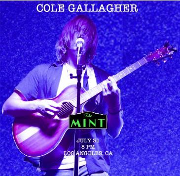 Cole Gallagher & The Lesser Saints: