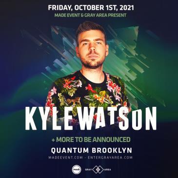 Kyle Watson - Quantum Brooklyn: Main Image