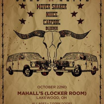 Mover Shaker at Mahall's Locker Room-img