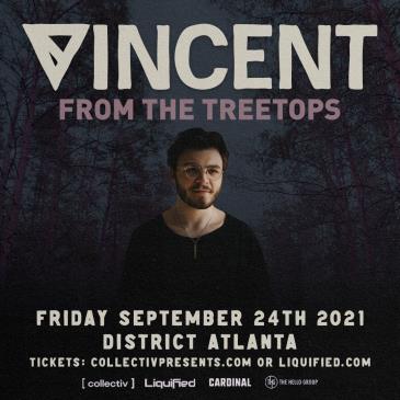 Vincent at District Atlanta: